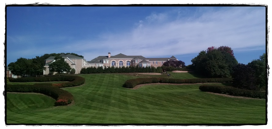 Mansion Landscaping